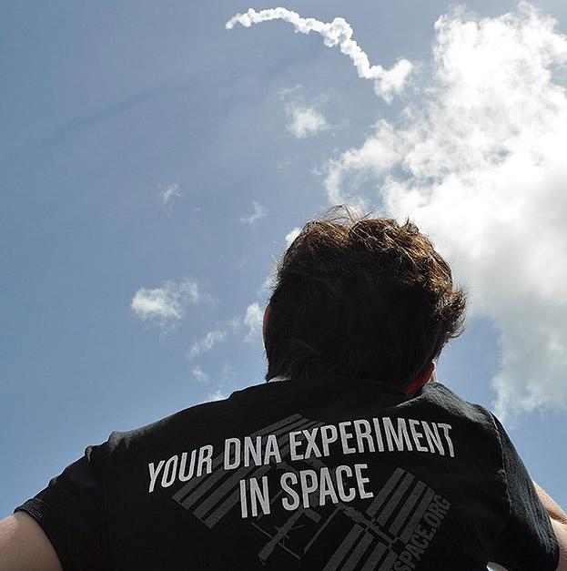 genes in space 630