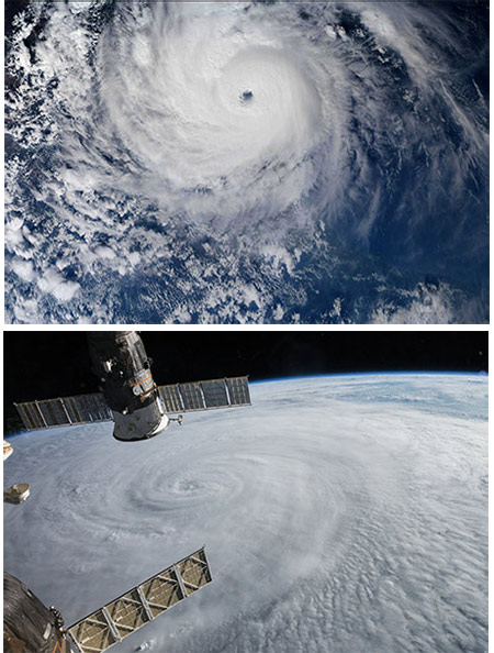 hurricane harvey typhoon soudelor