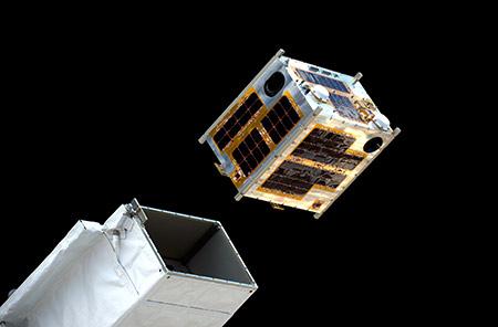 microsatellite launch ESA NASA