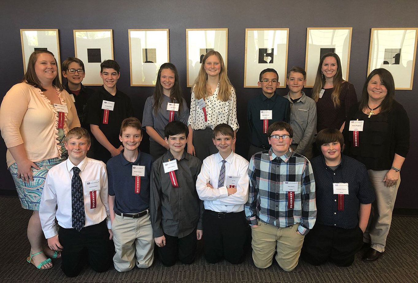 ssep student group shot